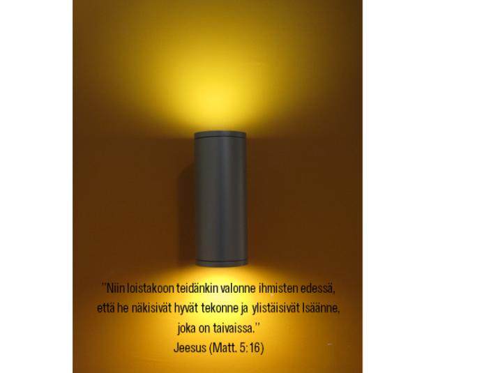 lamppu kuva-ajatus