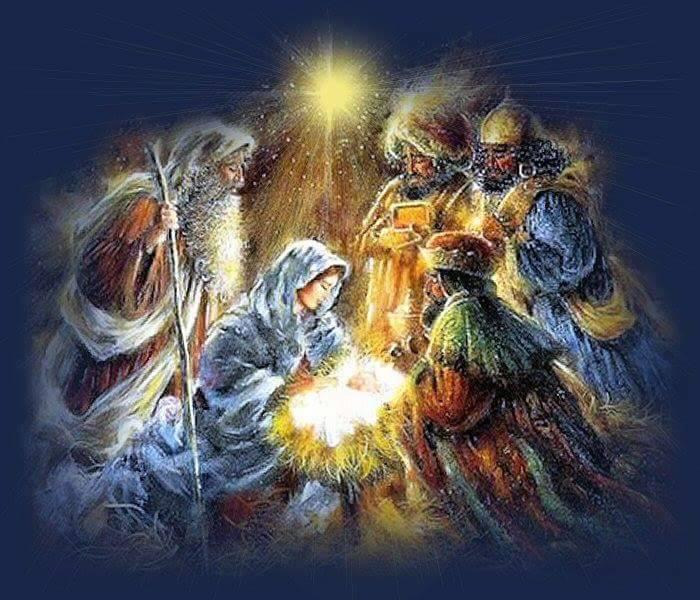 Jeesuksen syntymä